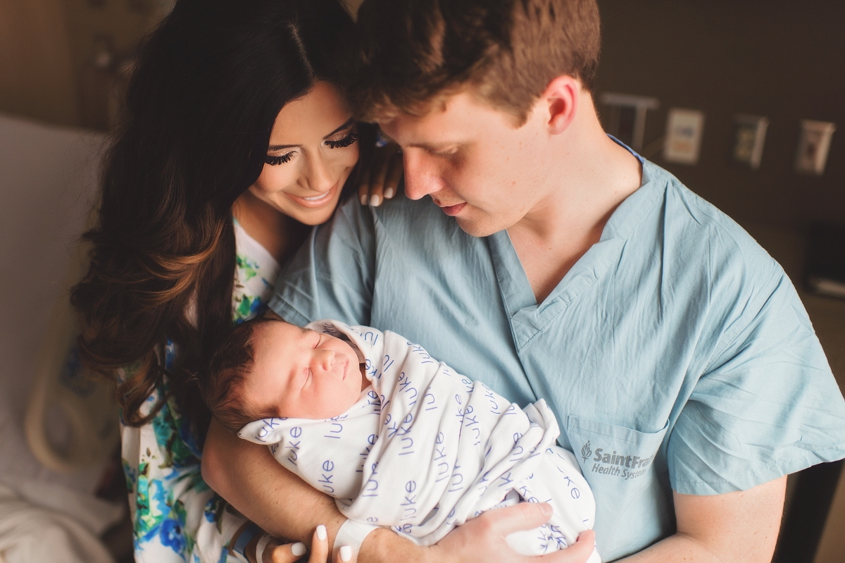 emily gemma, the sweetest thing, mothers day post, newborn photos at hospital
