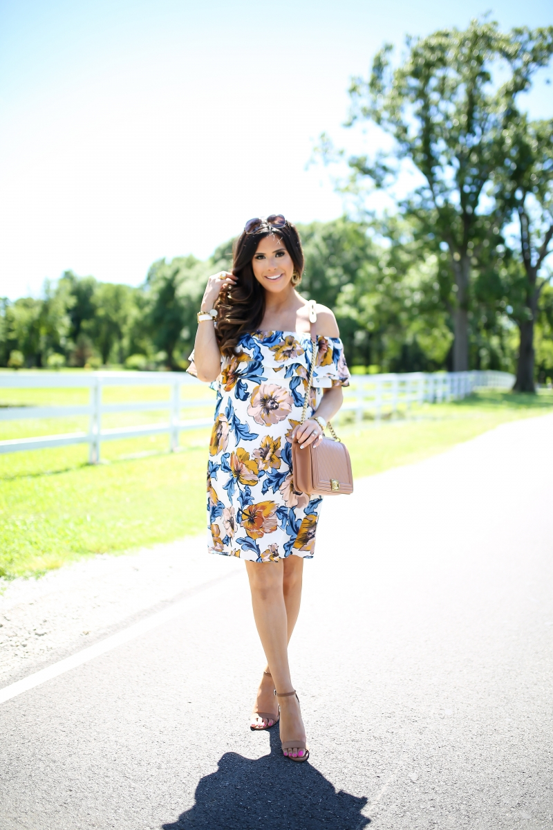 Pinterest summer fashion 2017, nordstrom dresses, chanel boy bag medium tan, emily gemma, the sweetest thing blog