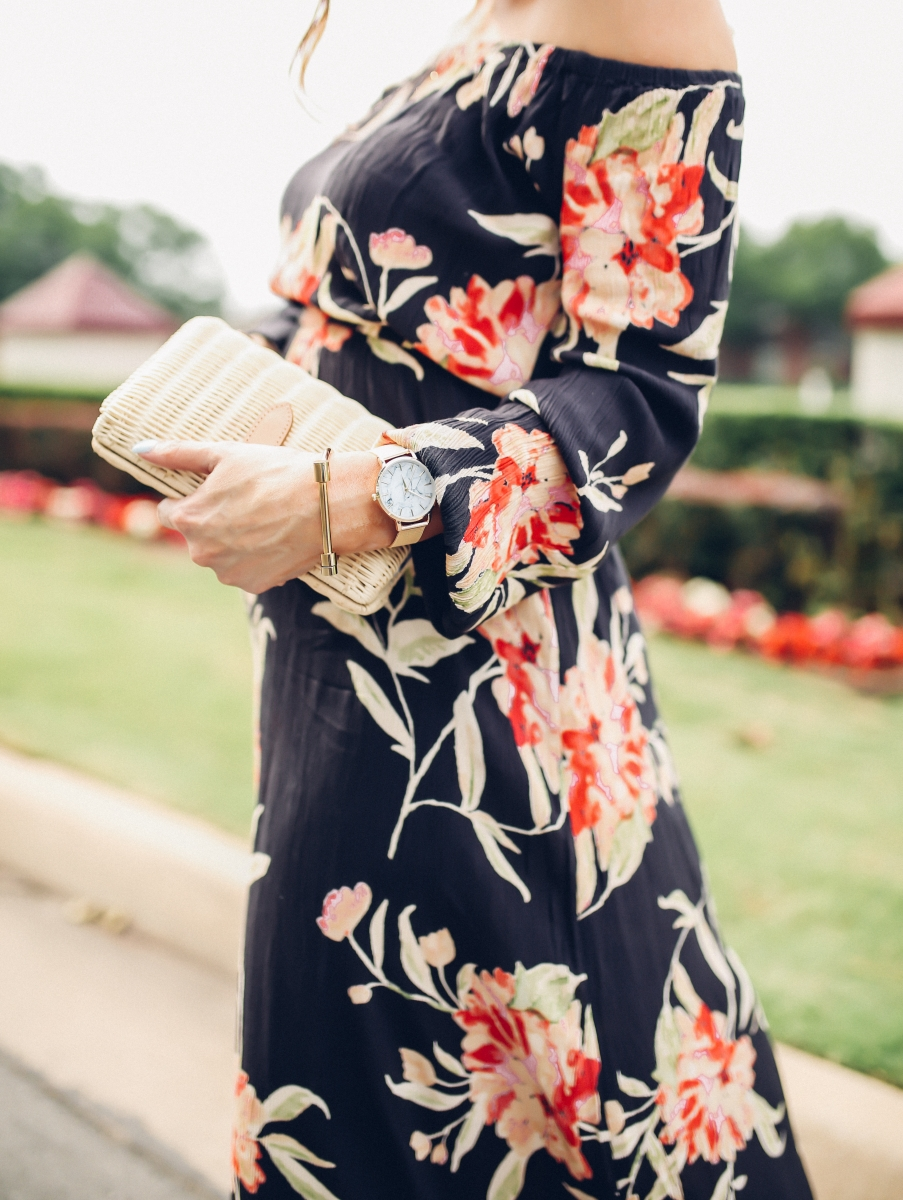emily gemma, the sweetest thing blog, quay desi perkins high black black fade to clear, pinterest summer outfit maxi dress, billabong maxi dress, pinterest summer outfit ideas trends 2017, tulsa fashion blogger, fashion bloggers to follow, the styled collection