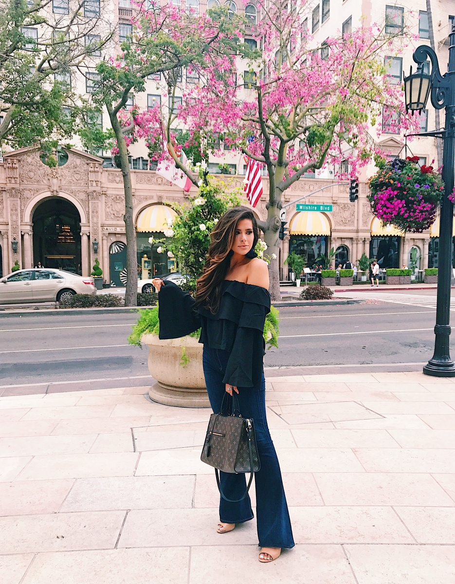 LA guide review trip, emily ann gemma travel Los Angeles, the sweetest thing blog LA trip shopping