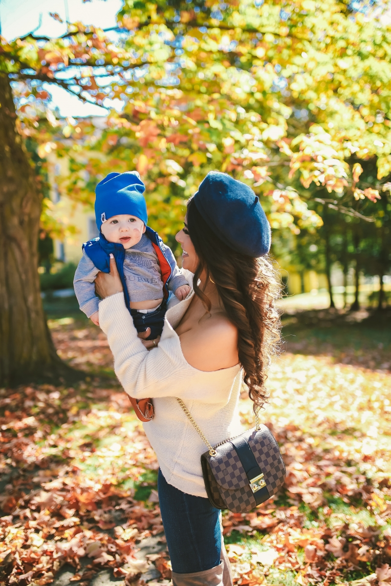 fall fashion 2017, baby boy fall fashion, pinterest cute fall outfits with over the knee boots, berets fall fashion 2017, pinterest cute fall outfits with louis vuitton bags, baby boy outfits patagonia, baby boy outfits pinterest with beanies, cute baby boy fashion fall, pinterest cute fall fashion for whole family, louis vuitton wight, best over the knee boots for fall, womens casual fall outfits, off the shoulder sweater for fall, best fall outfits pinterest, emily ann gemma, the sweetest thing, mens patagonia fall 2017, how to wear a beret