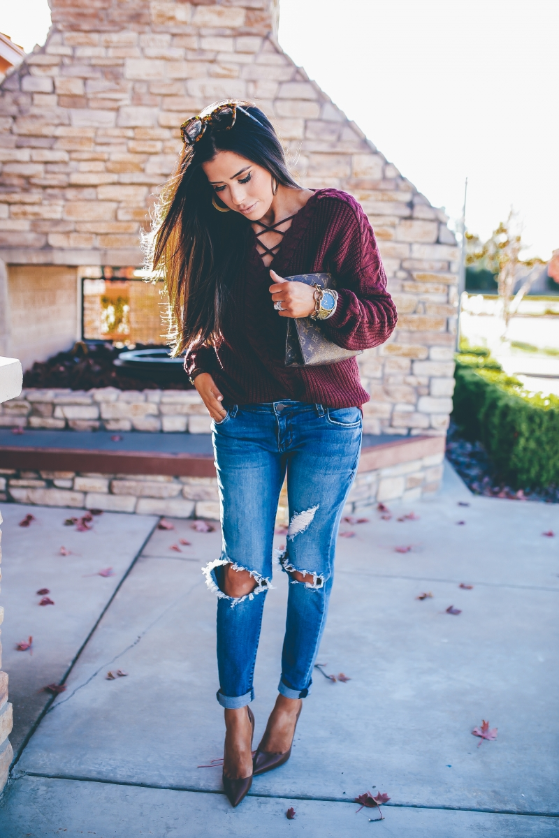 fall fashion pinterest, fall outfit ideas 2017, cute fall outfit ideas tumblr, fall outfits w/sweater and heels, emily ann gemma blog, the sweetest thing blog, boyfriend jeans outfits, cute sweaters nordstrom fall, nixon womens watch, louis vuitton toiletry 26