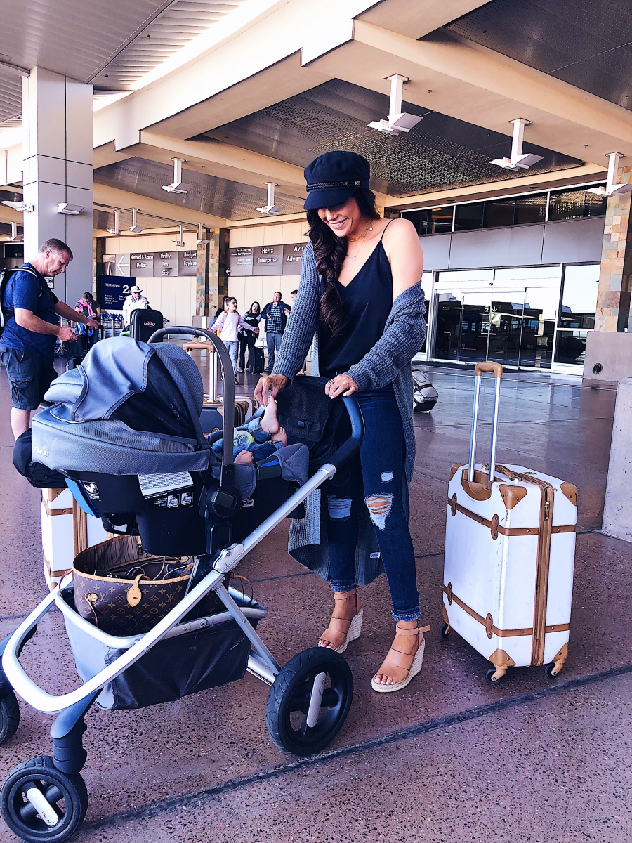 spring travel fashion outfit 2018 pinterest emily ann gemma the sweetest thing blog