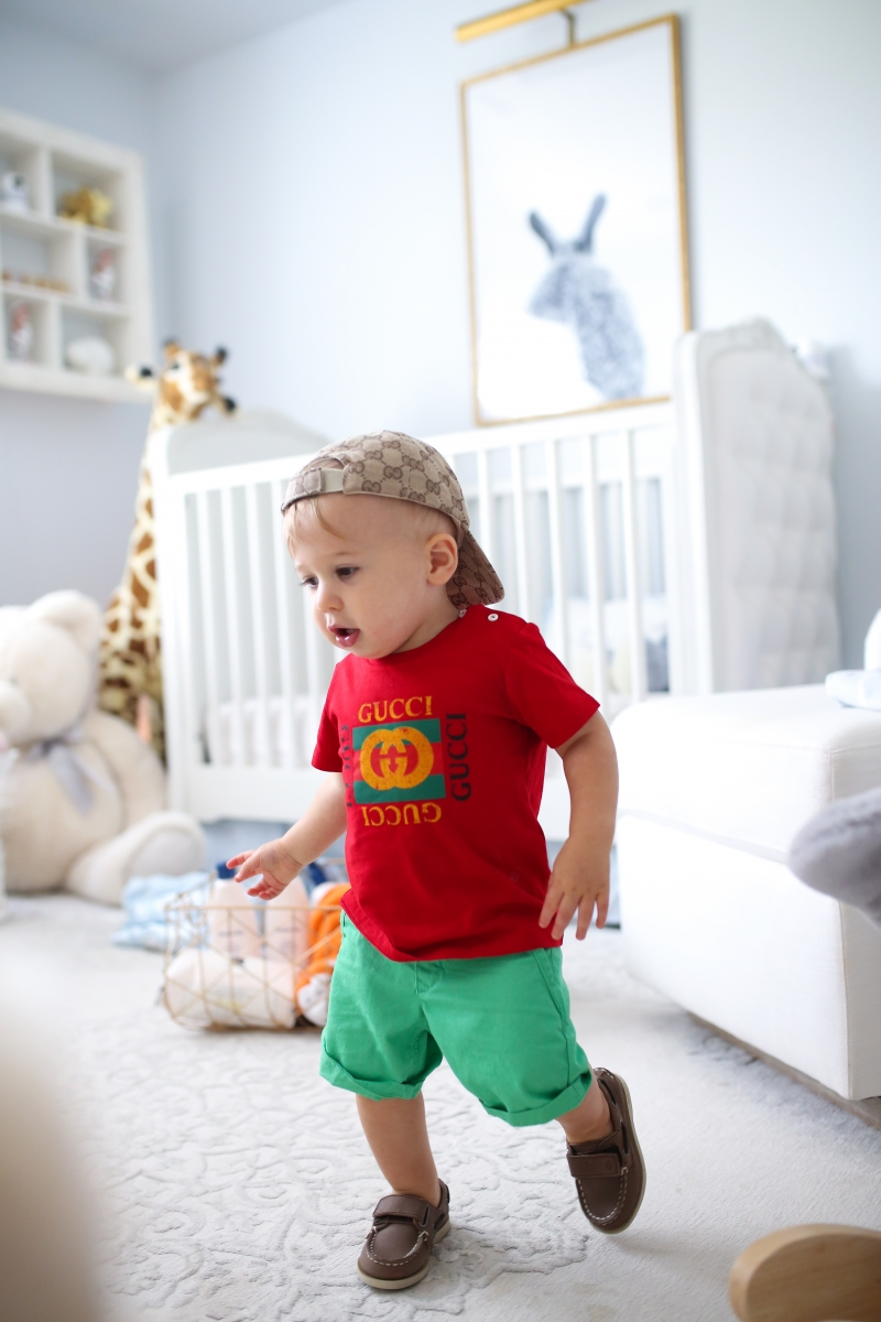 baby boy gucci shirt, baby boy sperrys, Baby Boy Nursery Pinterest, Nordstrom Anniversary Sale 2018 best baby products, baby boy fashion instagram, Cute baby boy fashion, baby boy gucci outfits, baby boy gucci baseball cap