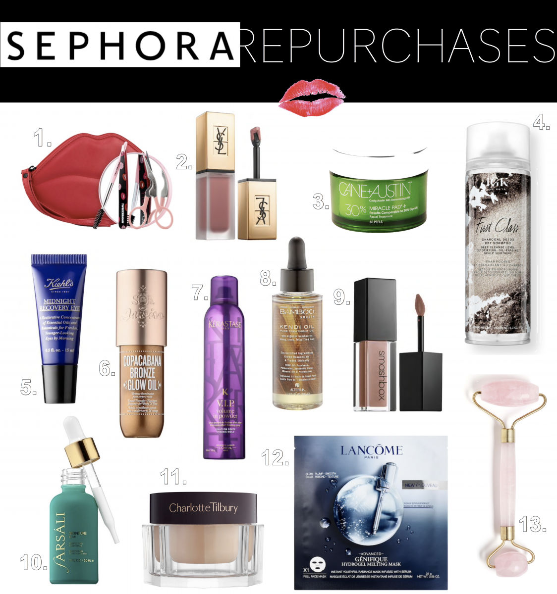 Sephora VIB event november 2018