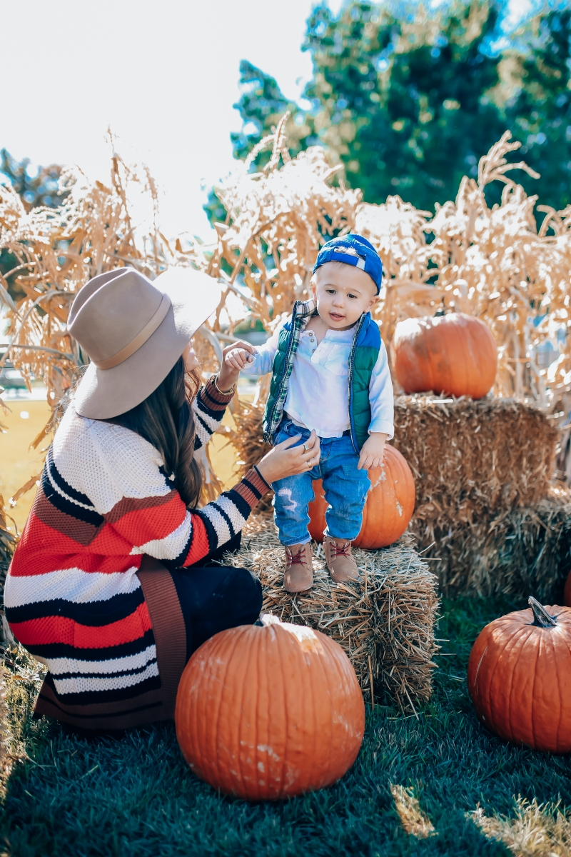 What To Wear To The Pumpkin Patch The Sweetest Thing