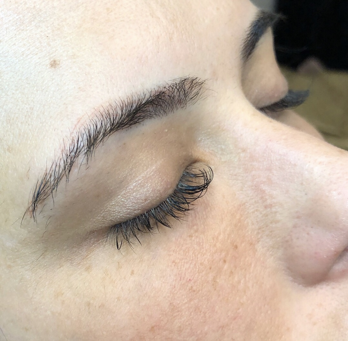 tulsa microbladed eyebrows, emily gemma microbladed eyebrows, microblading reviews processp pain pinterest, tulsa brow bar aimee,