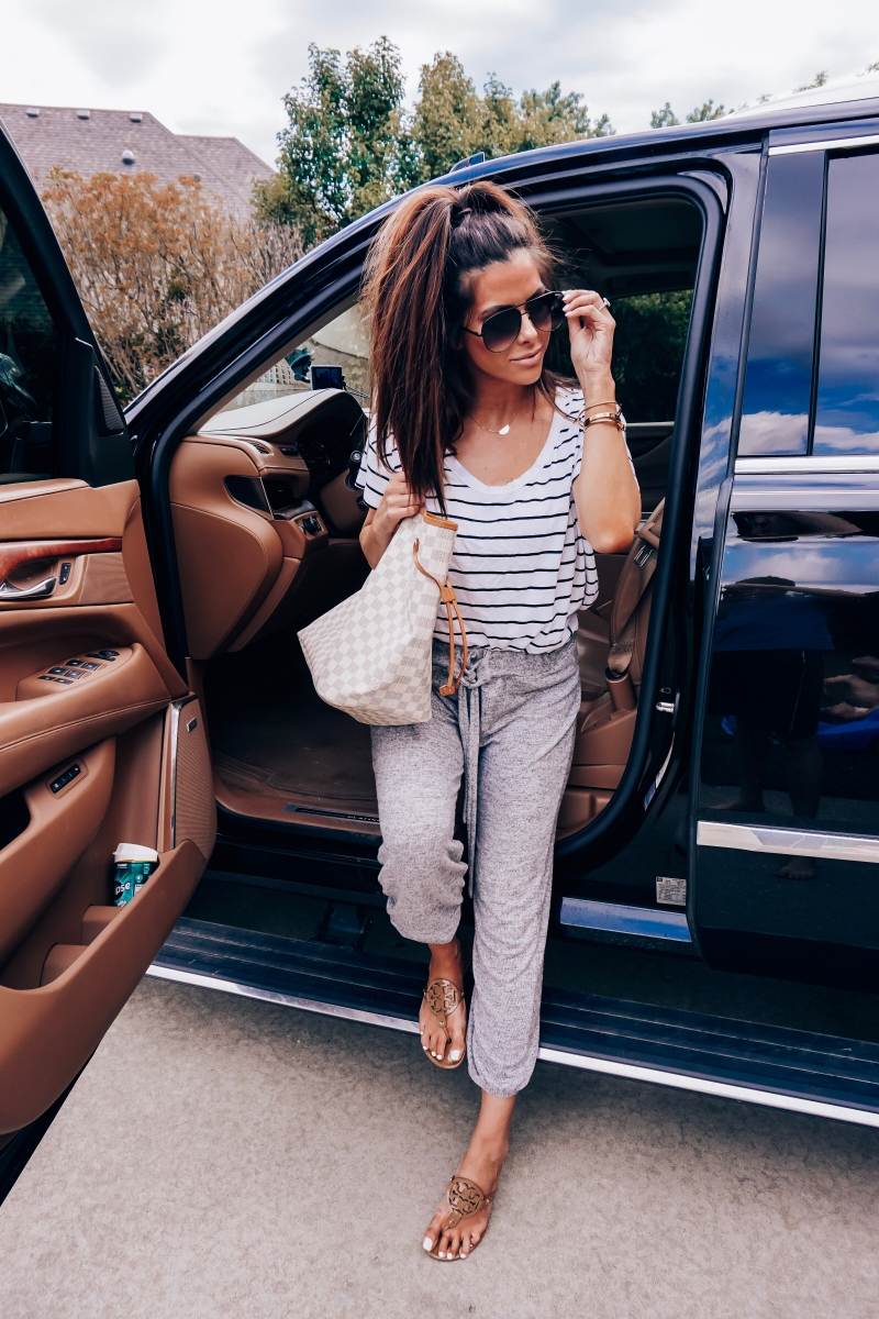 cute outfit idea travel style comfy cute fall 2018 pinterest, emily ann gemma
