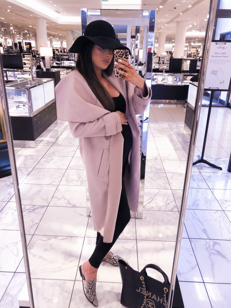 cute airport outfit idea, travel airport outfit idea pinterest, waterfall jacket, emily ann gemma blog,