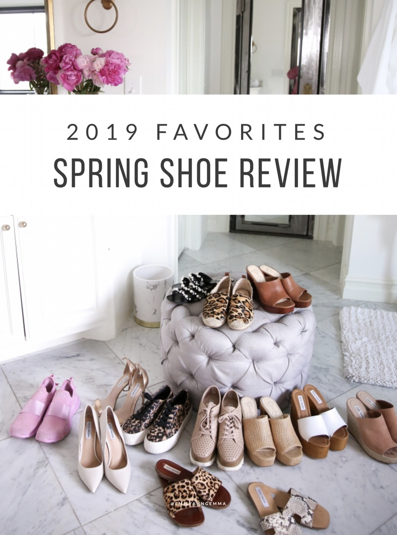 Spring Shoe Review 2019 Under 100 The Sweetest Thing