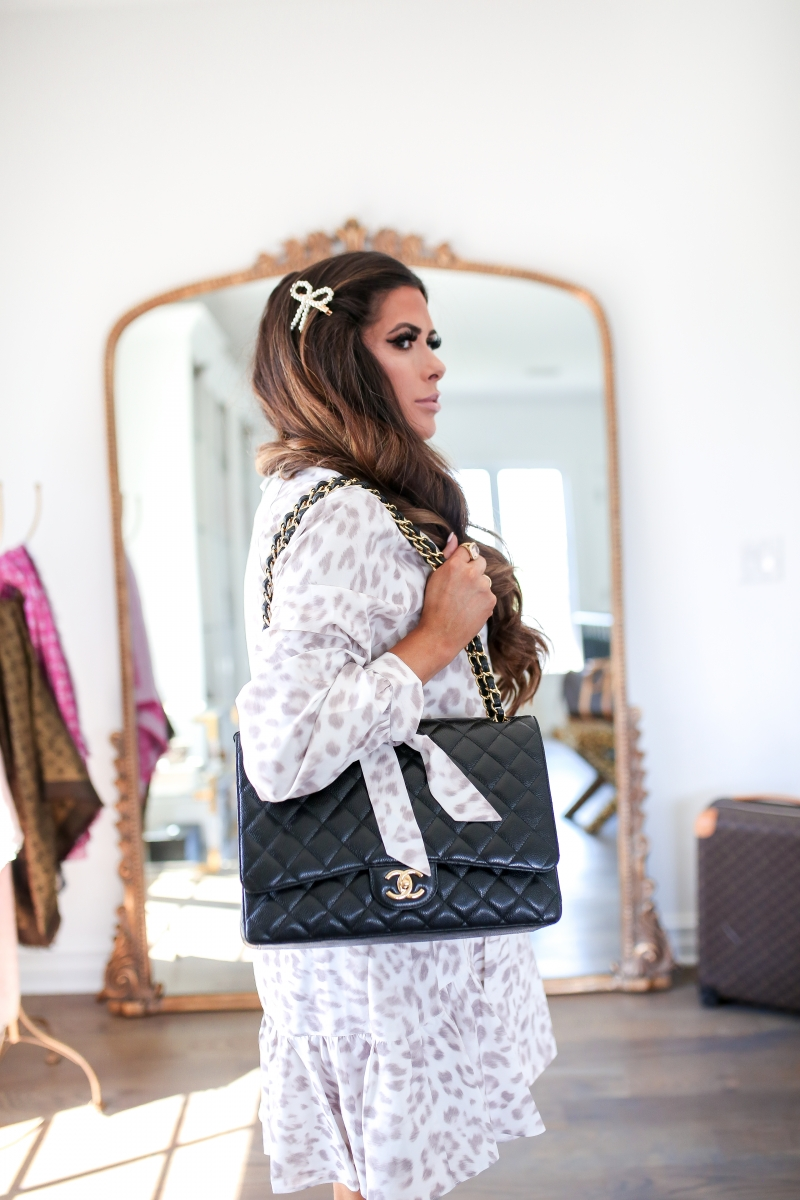 Emily Ann Gemma from The Sweetest Thing blog favorite designer handbags from eBay. Louis Vuitton, Chanel, Celine, and Fendi handbags.