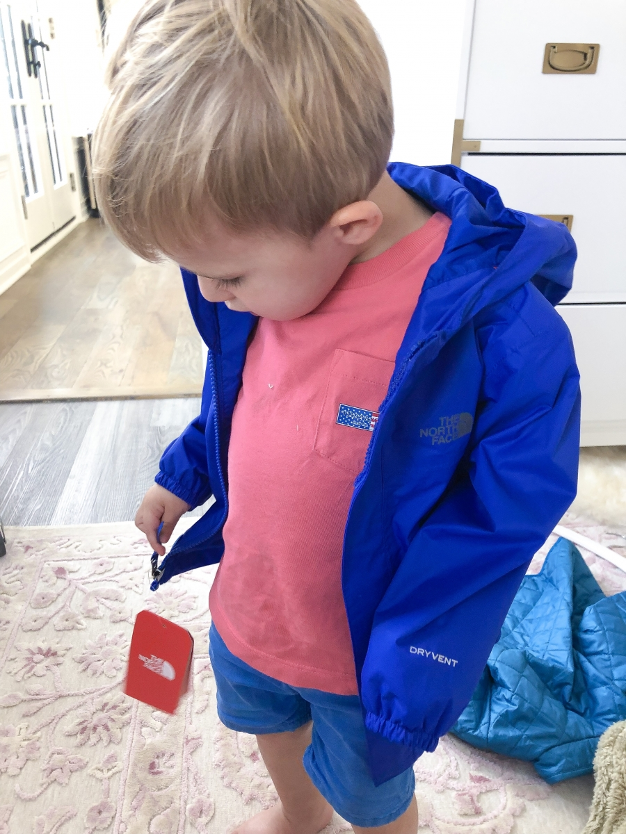 NSALE 2019 north face kids rain jacket, Nordstrom Anniversary Sale 2019 baby items,