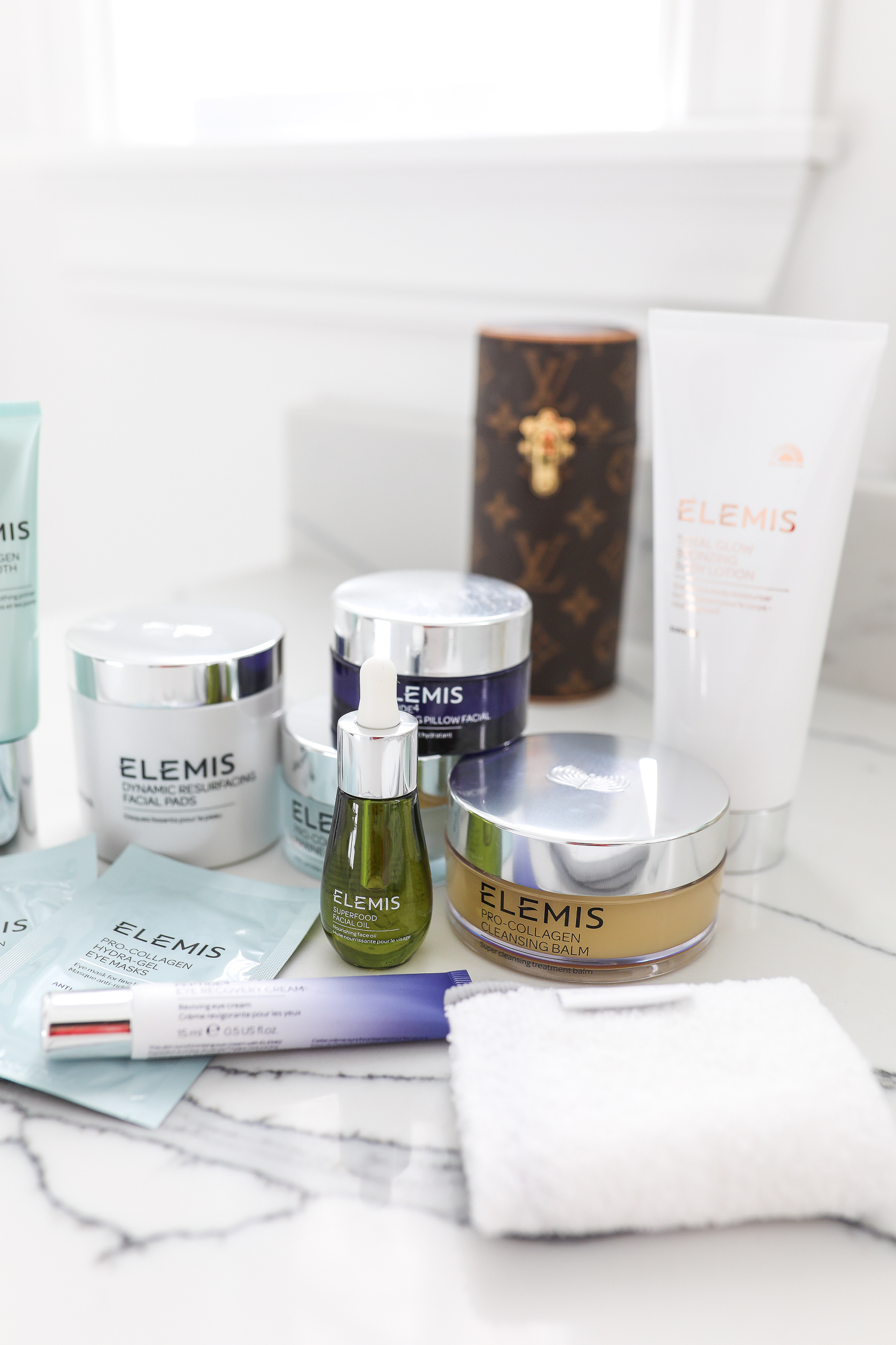 Fall Skincare Favorites featured by top US beauty blog, The Sweetest Thing: review of ELEMIS skincare line