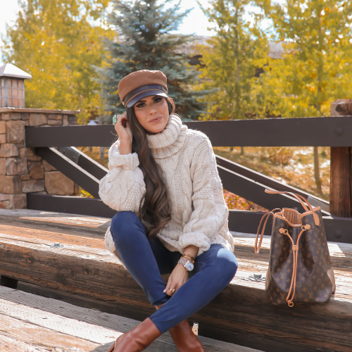 jackson hole fashion blogger, fall fashion 2019, oversized sweaters topshop nordstorm