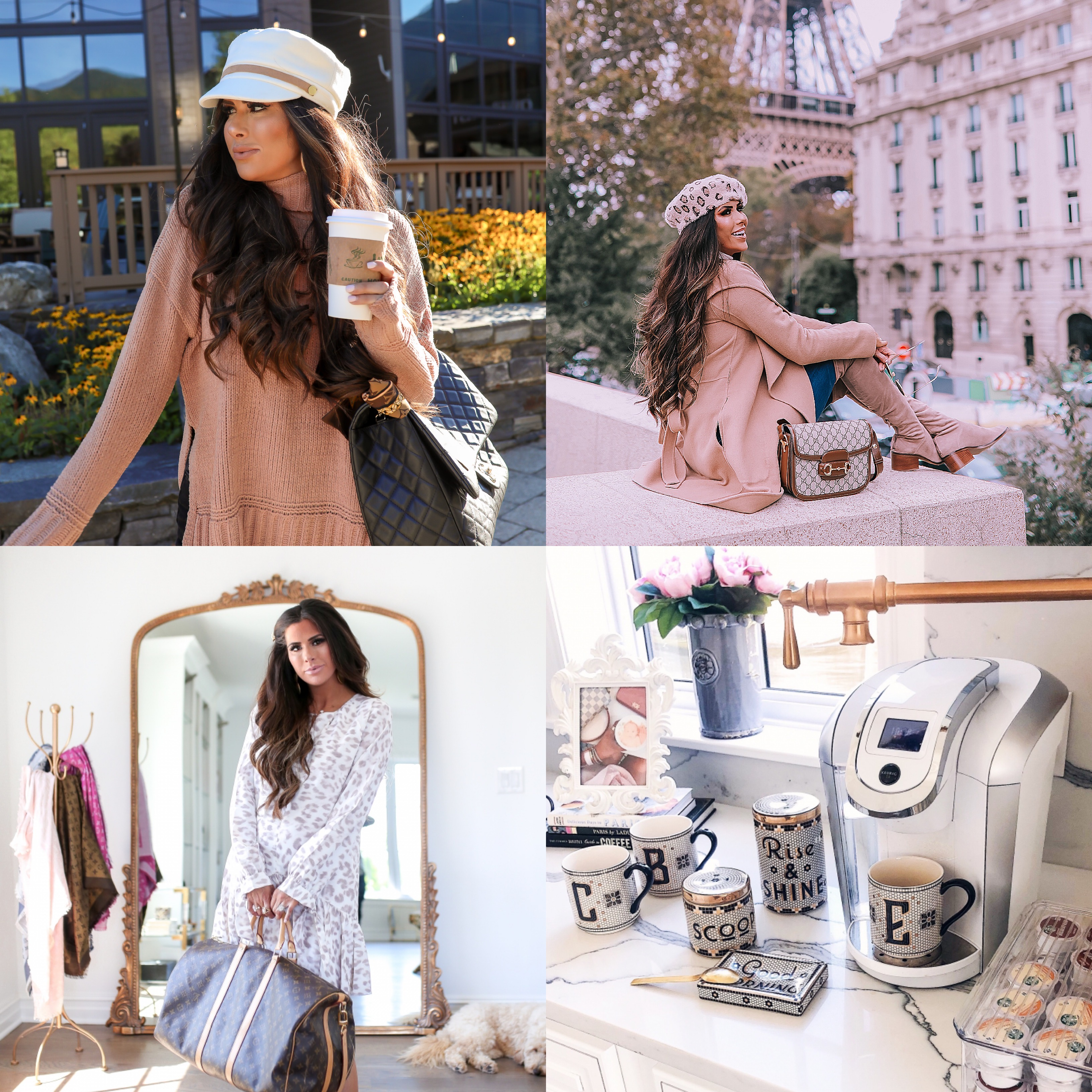 top best black friday sales, anthropologie black friday sale, aerie black friday sale | Mega Black Friday Sales and Deals Guide!! by popular Oklahoma life and style blog, The Sweetest Thing: collage image of a woman wearing various Black Friday sale items.