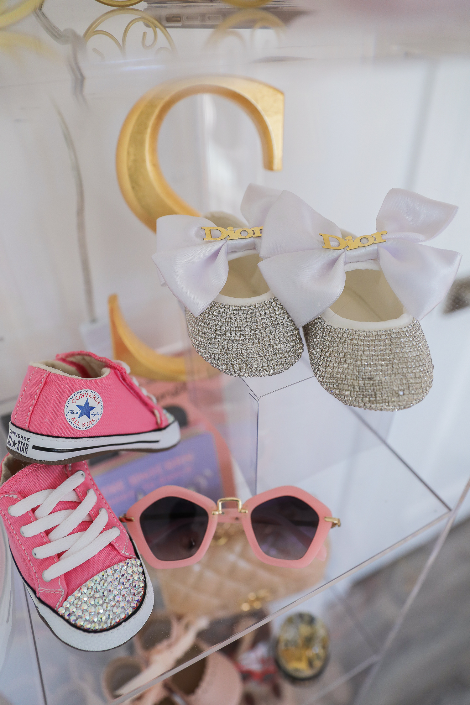 Baby Girl Nursery At Christmastime Life And Style The