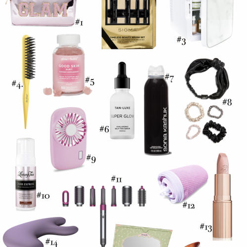 christmas gift ideas for beauty makeup lovers