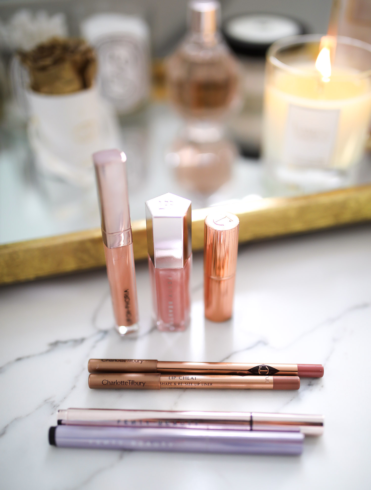 Sephora Favorites by popular US beauty blog, The Sweetest Thing: image of Charlotte Tilbury lip lner.