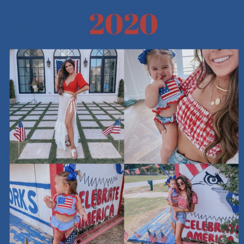 BEST JULY FOURTH SALES 2020, Emily Gemma