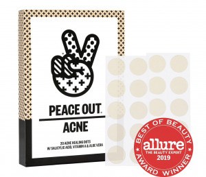 Sephora Beauty Insider Sale by popular US beauty blog, The Sweetest Thing: image of Peace Out Acne patches.