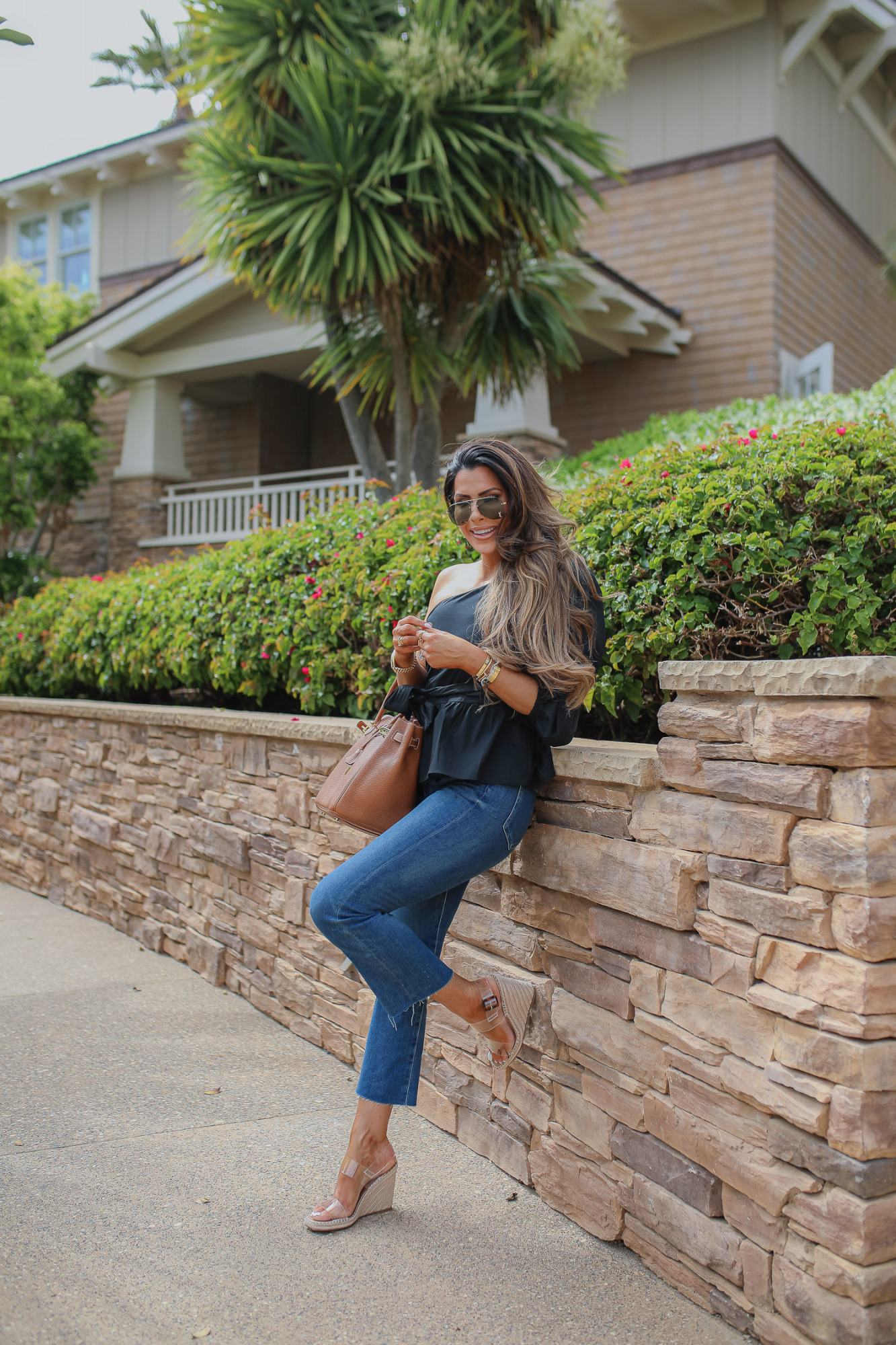 Summer date night outfit ideas featured by top US fashion blogger, Emily Gemma of The Sweetest Thing