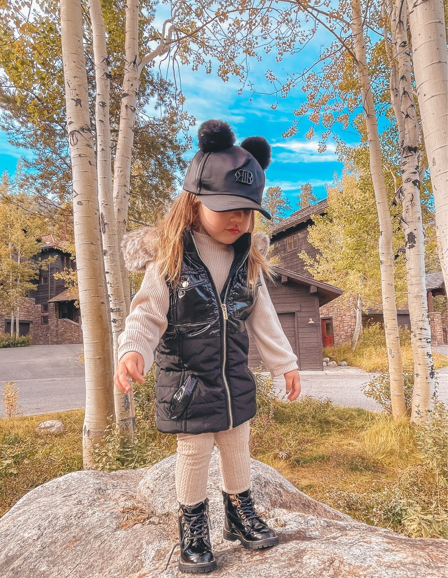 Fall Fashion, Toddler Fashion, Baby Outfits, Baby Girl Fall Outfits, Toddler Fall Outfit Ideas, Sophia Gemma, The Gemma Gang, Emily Ann Gemma, River Island, Toddler Booties, Toddler Hats, Kids Fashion