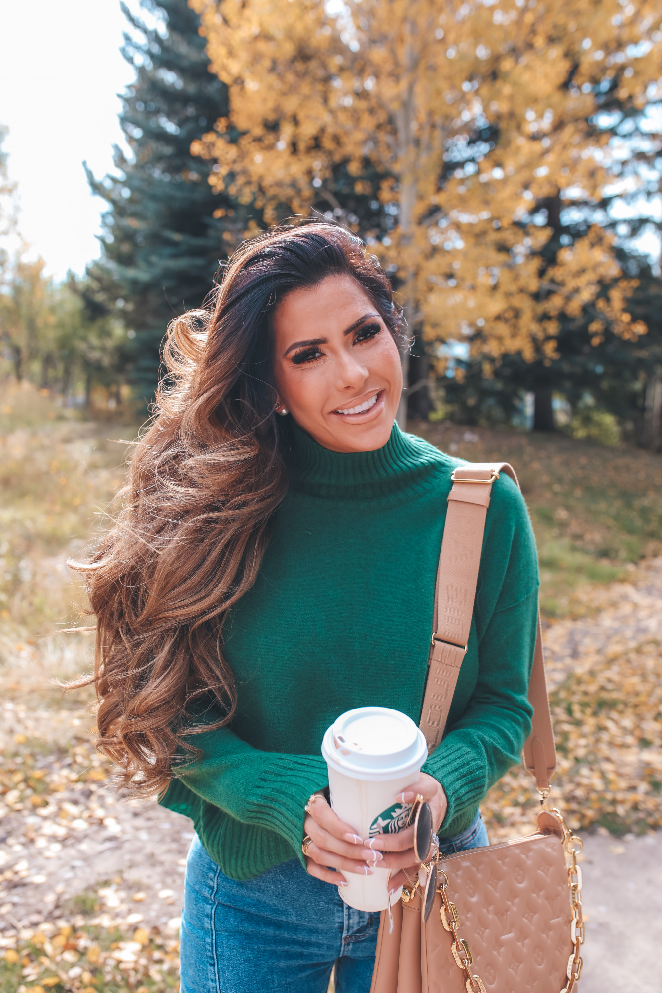 Fall In Jackson Hole featured by top US fashion blogger, Emily Gemma of the Sweetest Thing