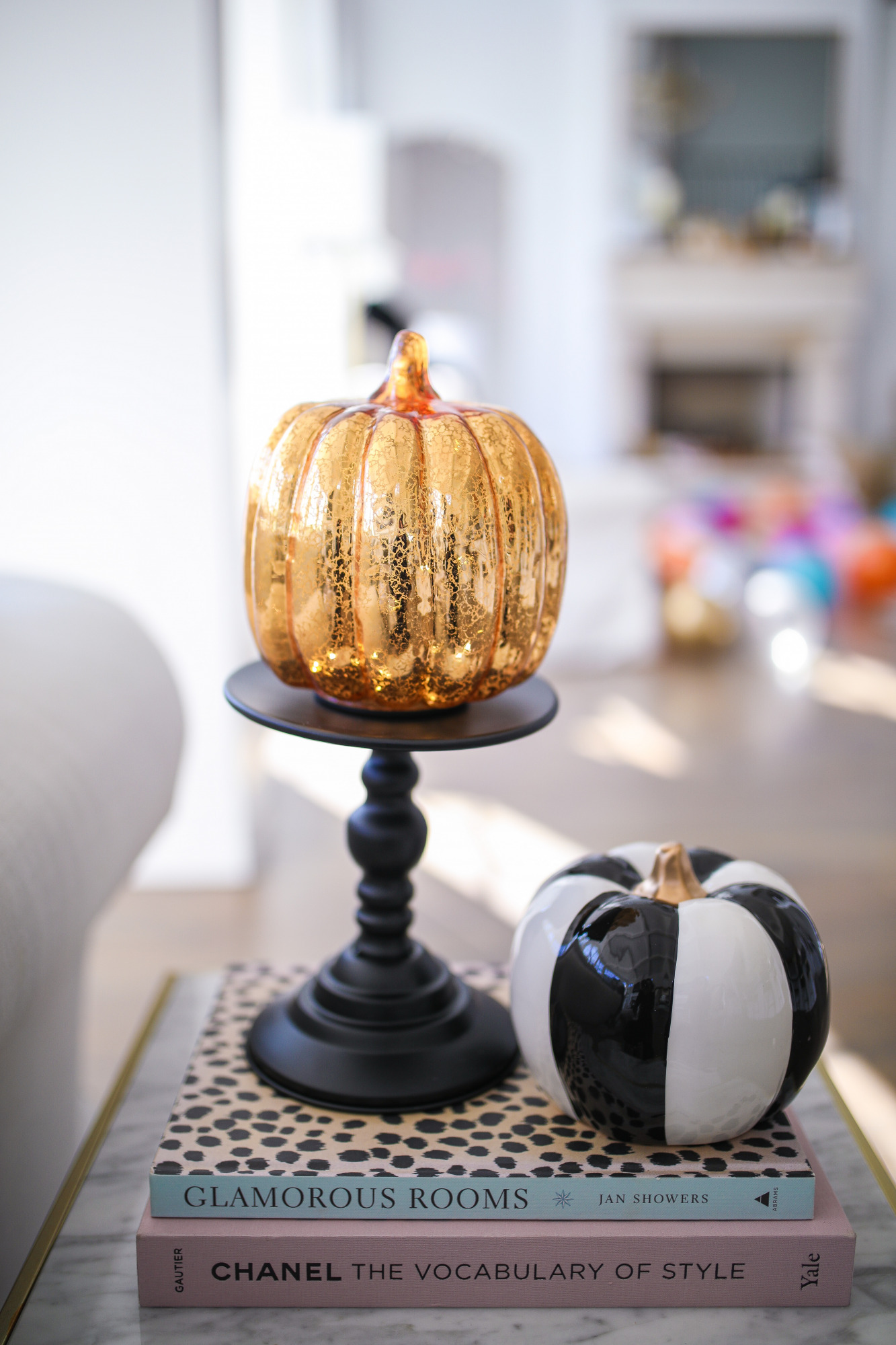 Walmart Fall Home Decor featured by top US lifestyle blogger, The Sweetest Thing